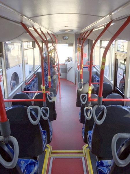 Bus services Alloa