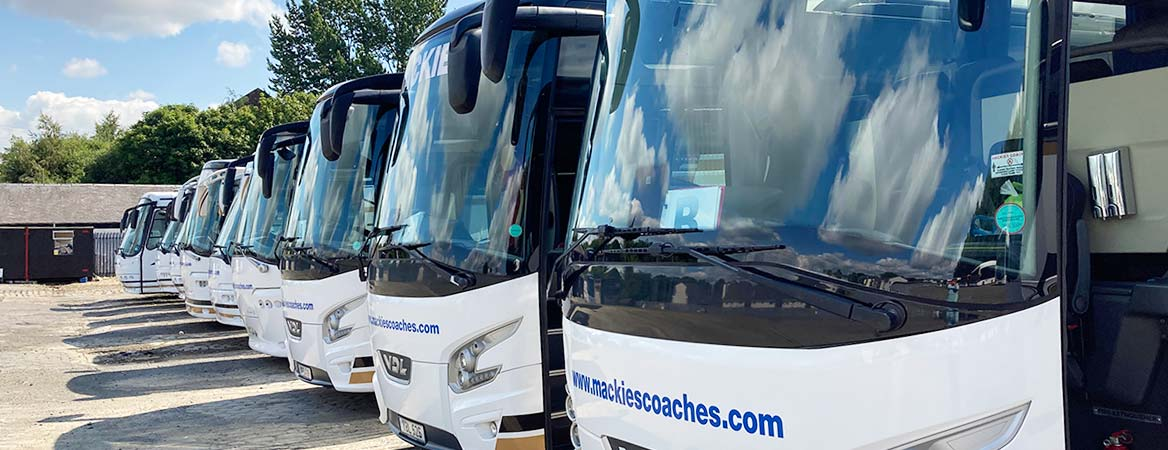 Day trips and coach tours