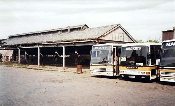 Mackies Coach Yard opposite end