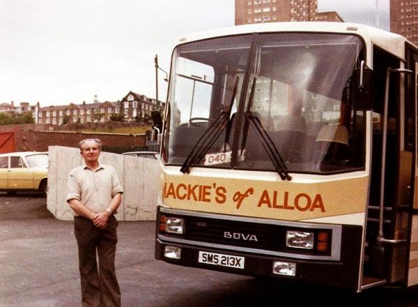 Mackie's Coaches Scotland
